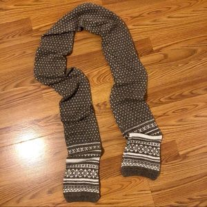American Eagle Soft Knitted Sweater Scarf 🦅
